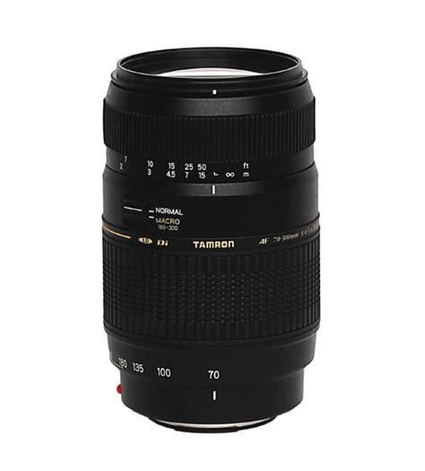 Lensa Macro Sony tamron for sony af 70 300mm f 4 5 6 di ld tele macro 1 2