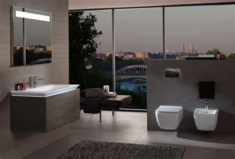 Trends In Bathroom Design Villeroy Amp Boch Badkamermeubels Legato Product In Beeld