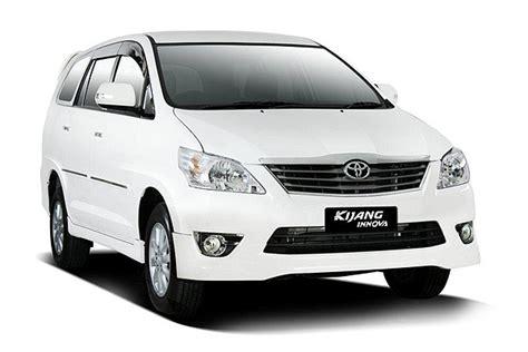 Harga Mobil Inova Baru toyota kijang innova with speaking driver