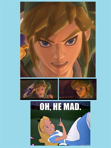 Zelda Reaction Meme - legend of zelda link memes