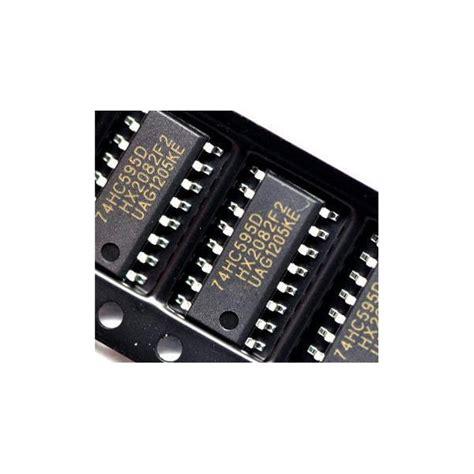 Ic 74hc595 74hc595d Smd Sop 16 Shift Register Chip Au08 Limited 4 x chip 74hc595d 74hc595 sop16 registro desplazamiento