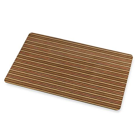 Bungalow Flooring Microfibres Kitchen Rug Bungalow Flooring Microfibre 174 Hansen Neoprene Low Profile Floormats Bedbathandbeyond
