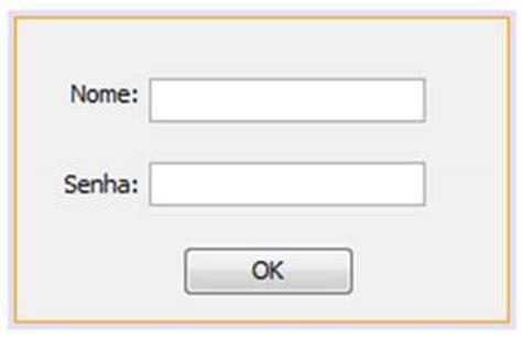 layout tela de login php cria 231 227 o de um formul 225 rio jframe em java com conex 227 o com o