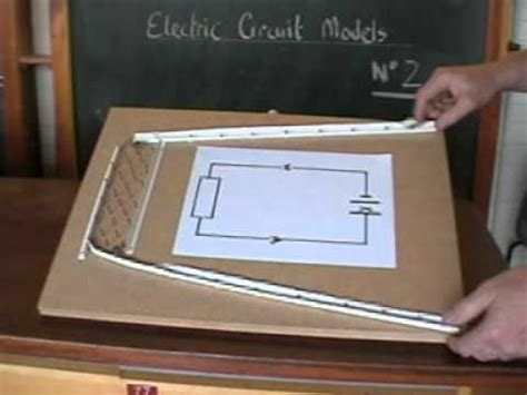 make a model of electric circuit models of electric circuits mpg