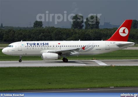 Turkish L by Airpics Net Tc Jpp Airbus A320 200 Turkish Airlines