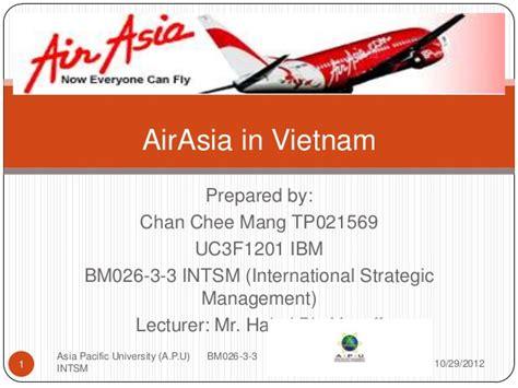 airasia vietnam air asia in vietnam tp021569