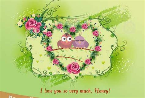 love     honey   love  ecards