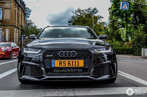 Audi Rs6 Mtm by Audi Mtm Rs6 Avant C7 2015 16 August 2015 Autogespot