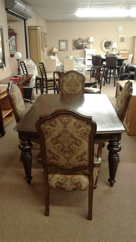 pennsylvania house dining set delmarva furniture consignment bernhardt dining w 4 chairs delmarva furniture consignment