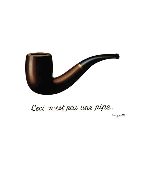 Mario Wall Sticker quot ceci n est pas une pipe quot stickers by geotasi redbubble