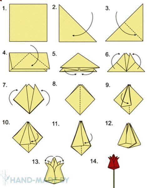 tutorial en origami m 225 s de 25 ideas incre 237 bles sobre tutorial de origami en