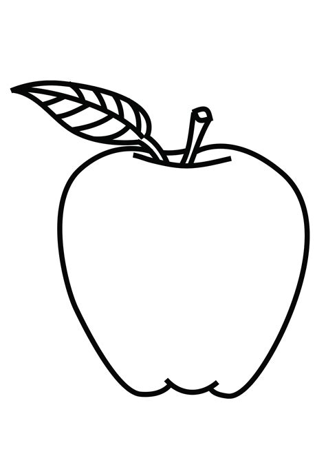 apple coloring pages free large images music therapy clipart in pages jaxstorm realverse us