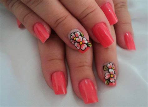 imagenes de uñas decoradas mas bonitas u 241 as bonitas decoradas