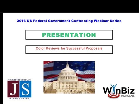 Georgetown Mba Color by Federal Govt Contracting Color Reviews For Successful