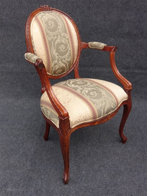 pretty mahogany desk chair antiques atlas