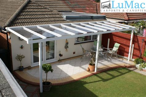 Awnings Canopies by Patio Canopy Clear As Glass Canopies