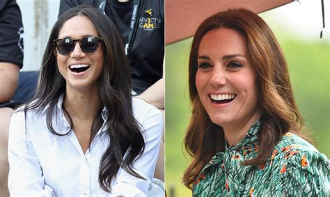 Meghan Markel And Prince Harry kate middleton amp meghan markle exclusive the special bond