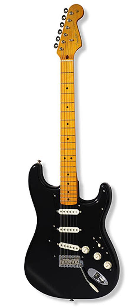 Gitar Fender Monogramed David Beckam Edition 2 The David Gilmour Signature Series Stratocaster 174 Guitar