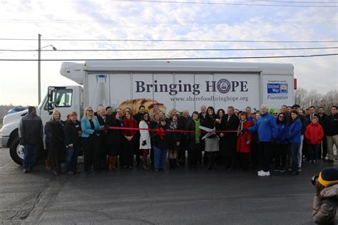 united way fights hunger gifts new mobile pantry food