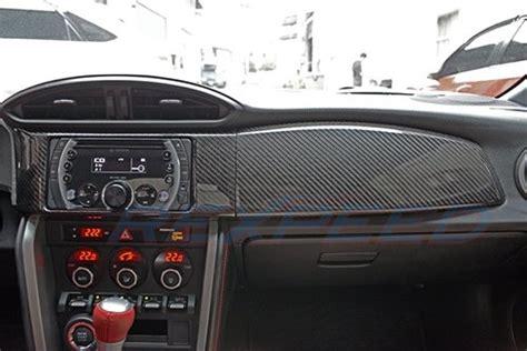 best auto repair manual 2013 subaru brz instrument cluster 2013 2015 subaru brz carbon fiber radio and dash trim bezel full