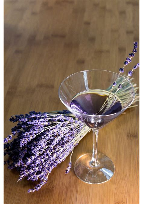 lavender martini our ten favorite floral cocktail recipes proflowers