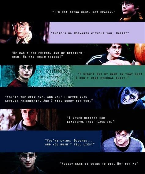Harry Potter Quotes Pics For Gt Harry Potter Quotes From The Books