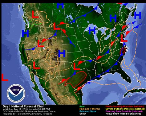map usa weather weather map united states weather forecast maps