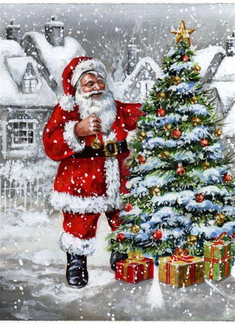 pin  ailsa gaffy  christmas images christmas paintings christmas scenes christmas