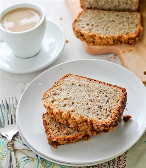 better homes and gardens banana nut bread gluten free