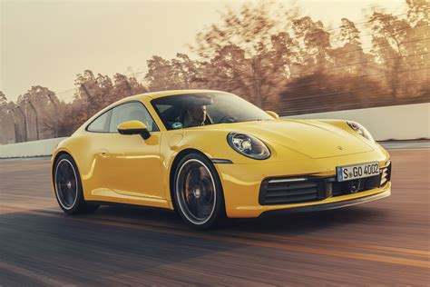 2019 New Porsche 911 by New Porsche 911 2019 Review Auto Express