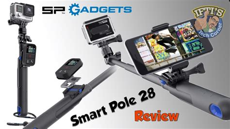 smart gadgets sp gadgets remote smart pole 28 for gopro mount your