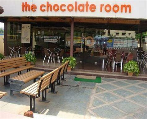 The Chocolate Room by Top 20 Sweet Dish Places In Delhi Ncr Masala Food