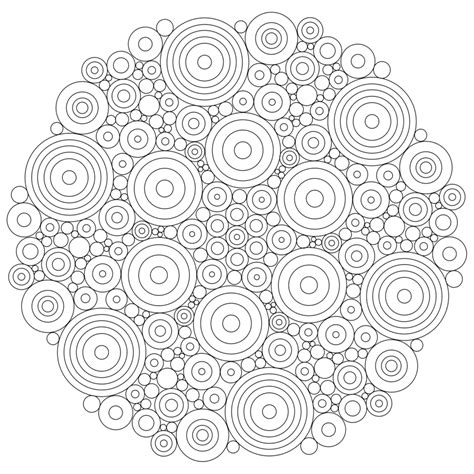 abstract coloring pages for adults and artists coloring pages mandala coloring pages and book