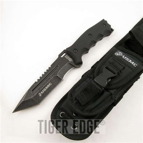molle sheath elite tactical official usmc fixed blade tanto combat