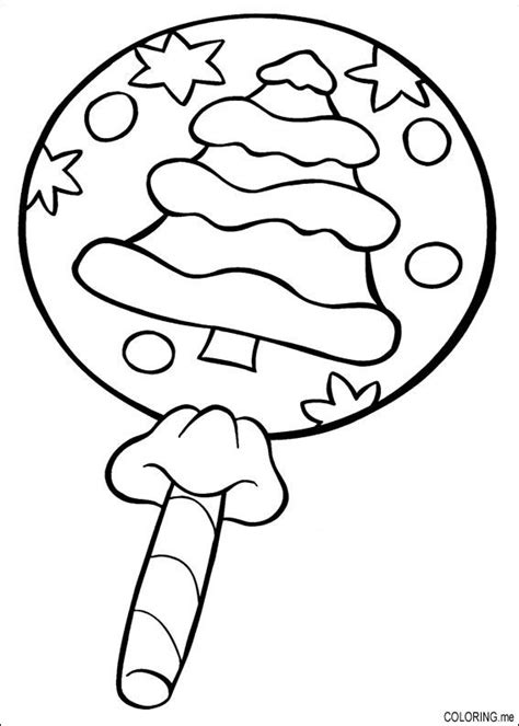 Lollipop Coloring Page Coloring Page Christmas Lollipop Coloring Me by Lollipop Coloring Page