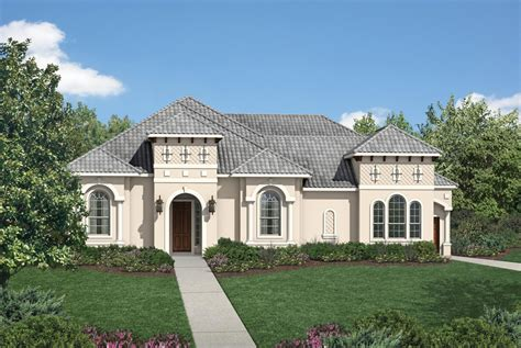 The Mediterranean Luxury Homes For Sale In Katy Tx
