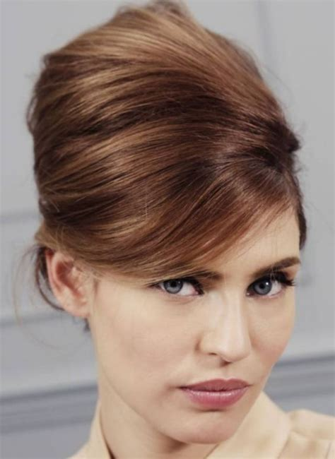 hairstyle for 85 stunning bouffant updo hairstyles for this