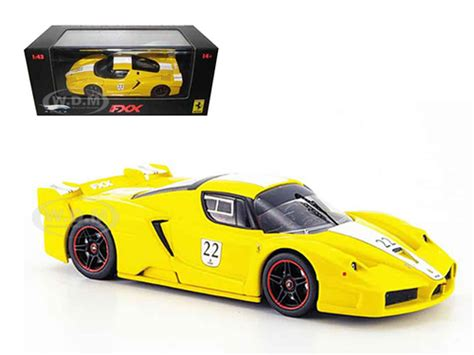 Burago Enzo Model Car Limited Edition 1 enzo fxx yellow 22 elite limited edition 1 43