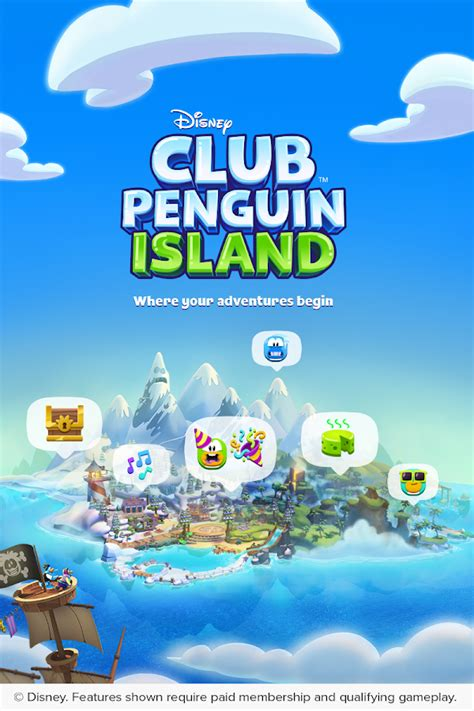 Cp New My Trip club penguin island android apps on play