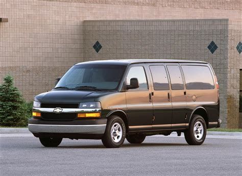 chevrolet express 2001 chevrolet express pictures history value research