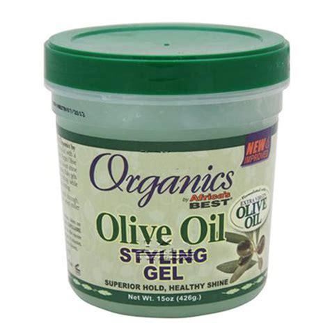 styling gel organic organics by africa s best olive oil styling gel 15oz