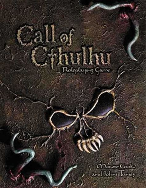 Christian D20 4 call of cthulhu d20 roleplaying by monte cook