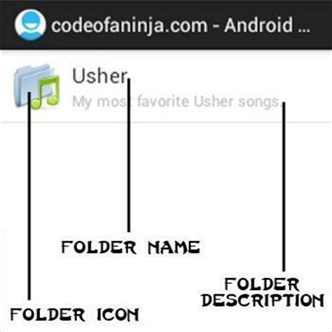 custom layout in android tutorial android custom listview tutorial android code ninja