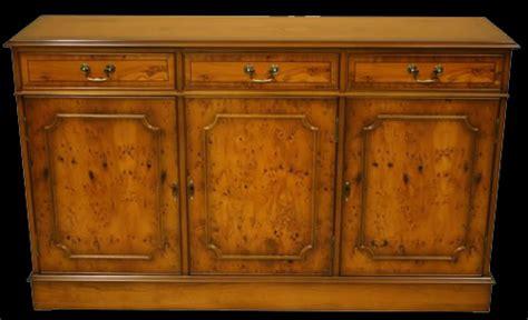 buffet anglais 3 portes 3 tiroirs longfield 1880