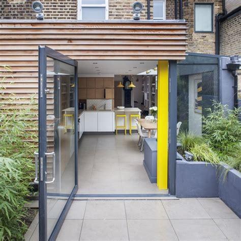 modern kitchen extension extension ideas kitchen modern kitchen extension with timber and metal finish