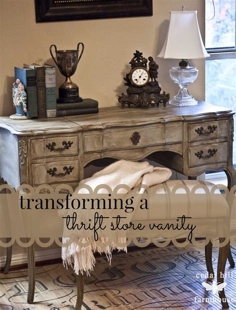 Stores Like Vanity by Meet Camille Frenchy Vanity Cedar Hill Farmhouse