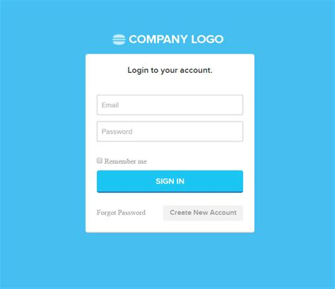 6 best php login form templates free premium themes