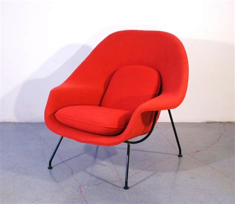 knoll womb chair knock eero saarinen for knoll womb chair c 1950