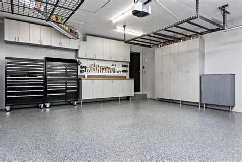 The Garage Minnesota by Garage Cabinets Minneapolis Garage Shelving St Paul Mn