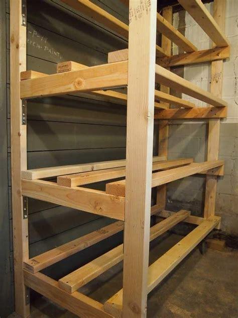 building storage bin racks   basement basement